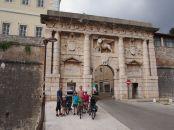 Bienvenue à Zadar