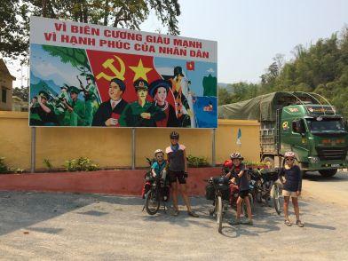 Premiers mètres au Vietnam