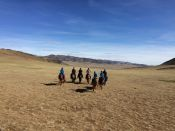 Il était une fois dans l'ouest...de la Mongolie